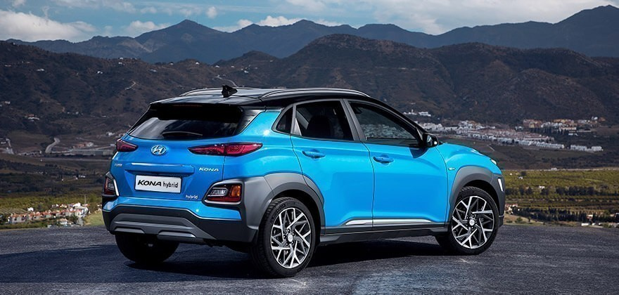 Introducing the all-new KONA Hybrid.